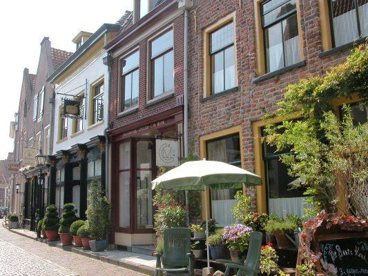 Straat in Doesburg