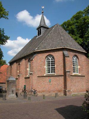De Kapel (hervormde kerk) Vaak zijn er exposities